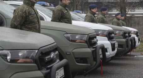 Ministerstvo obrany vyhlásilo novú súťaž na nákup policajných SUV