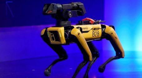 Robocop je skutočný. Americká polícia testuje psie roboty