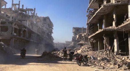 Pri izraelských náletoch v Sýrií zahynulo 23 ľudí