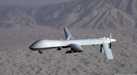 Americký dron v Líbyi zostrelila zrejme ruská raketa