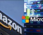 Amazon žiada súd o okamžité zastavenie miliardového biznisu pre Microsoft