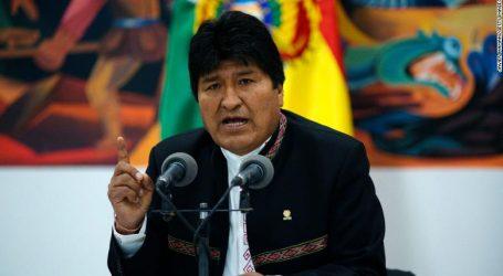 Bývalý prezident Bolívie prijal politický azyl v Mexiku