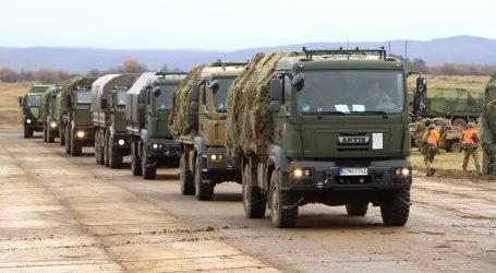 Rezort obrany upozorňuje na plánované presuny vojenskej techniky cez územie SR