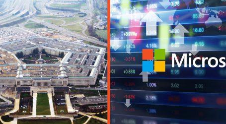 Súd dočasne pozastavil miliardový kontrakt Pentagonu