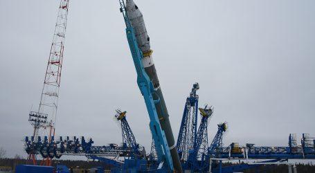 Rusko potichu vypustilo polárny špionážny satelit