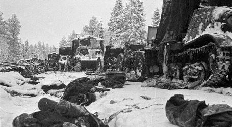 Zimná vojna. Sovietske ťaženie, ktoré skončilo katastrofou.