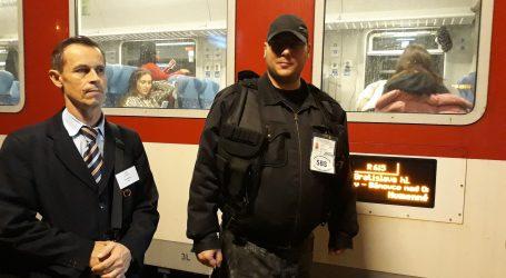Cestujúcich vo vlakoch má chrániť SBS
