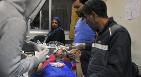 Izrael začal strieľať rakety už aj na Sýriu