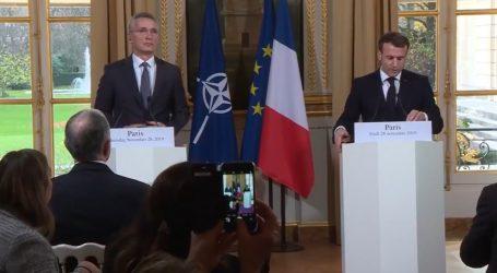 Macron obhajuje kritiku NATO. Potrebný bol budíček, tvrdí