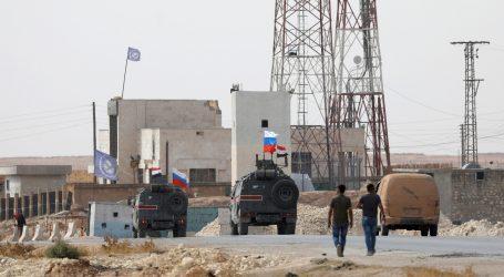 Ruské jednotky prebrali opustenú americkú leteckú základňu v Severnej Sýrii