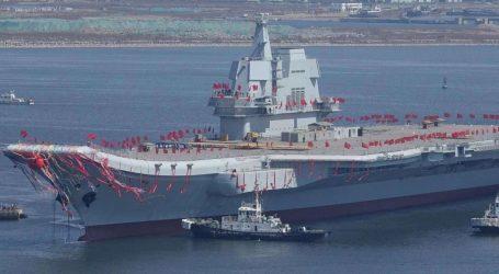Čína má v prevádzke už druhú lietadlovú loď