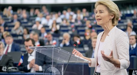 Predsedníčka Európskej komisie: Briti blokovali európsku obrannú politiku