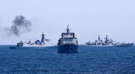 Irán, Rusko a Čína sa vojensky zbližujú. Pomaly vzniká koalícia