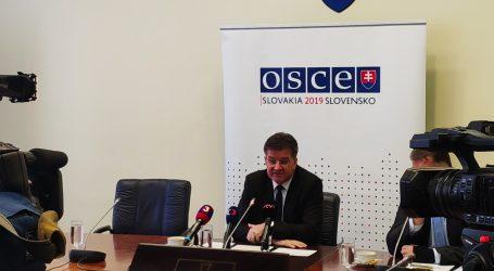 Predsedníctvo v OBSE vrcholí, Lajčák vyzdvihol aktivity na Ukrajine