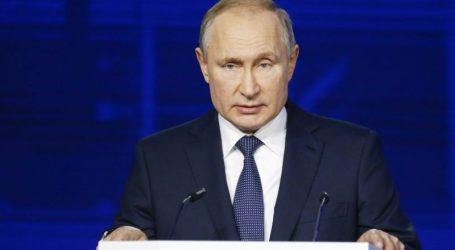 Putin predĺži Pražskú zmluvu s USA bez podmienok