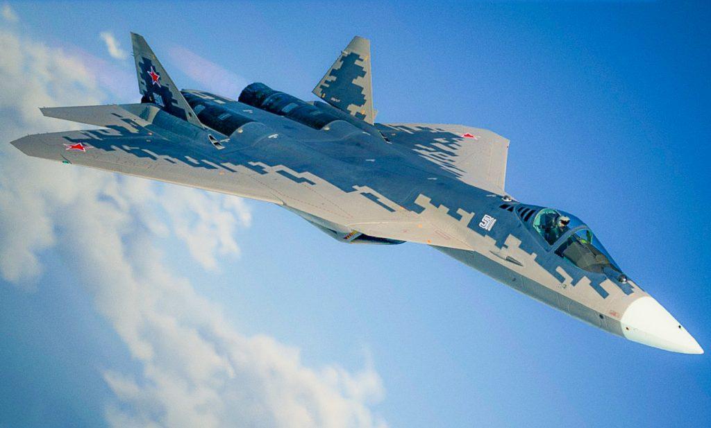 Rusi pri testoch prišli o najmodernejšiu stíhačku SU-57 - Všetko o ...