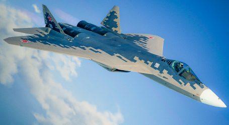 Rusi pri testoch prišli o najmodernejšiu stíhačku SU-57