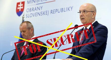 Ministerstvo obrany už nebude môcť úplne tajiť zmluvy