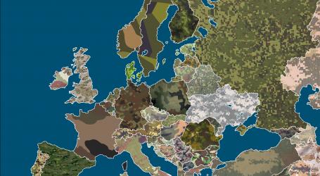 Postsilvestrovské správy: Ako sa kamuflujú v Európe?