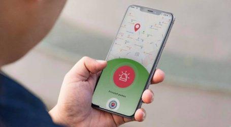 Polícia chystá mobilnú aplikáciu. Zatiaľ iba pre Bratislavu