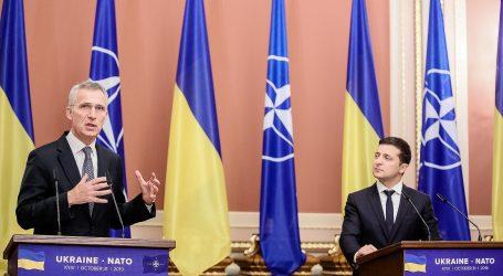 Stoltenberg: Ukrajina má v NATO dvere stále otvorené