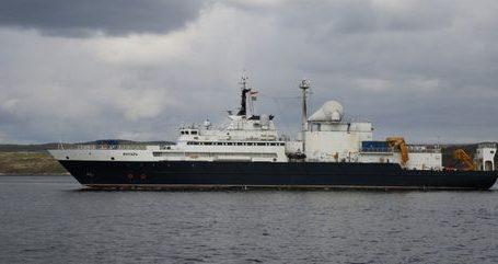 Neďaleko pobrežia Floridy spozorovali ruskú špionážnu loď