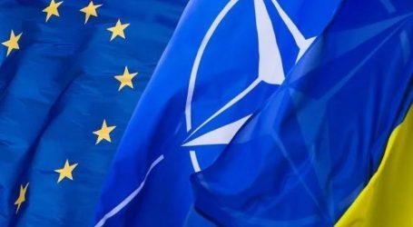 Väčšina Ukrajincov chce vstúpiť do EÚ aj NATO