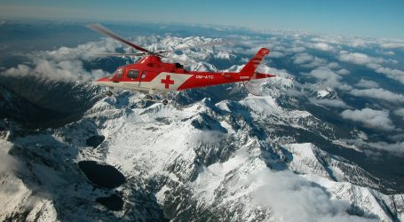 Slovenskí leteckí záchranári zasahovali v 2800 prípadoch
