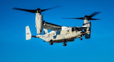 Nový Osprey má za sebou prvý let. Bude kľúčový pre lietadlové lode