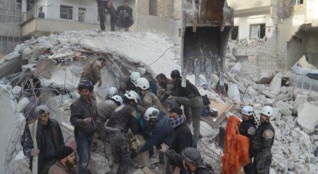 Najmenej 10 mŕtvych po ruskom nálete v Idlibe