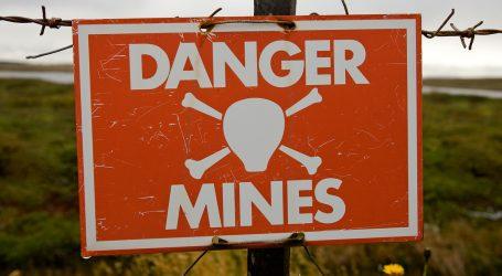 USA zvažujú použitie zakázaných protipechotných mín