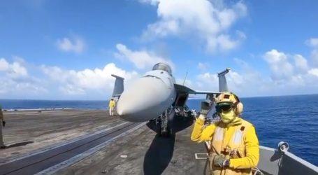 VIDEO: Ako sa parkuje so stíhačkou na lietadlovej lodi? Na hrane…