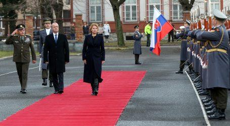 Rusko je stále bezpečnostnou výzvou, tvrdí prezidentka