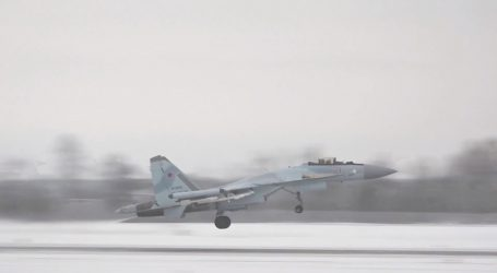Video: Rusi budujú letku z najnovších S‑35 pri fínskych hraniciach