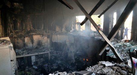 Tri kaťuše zasiahli americkú ambasádu v Bagdade