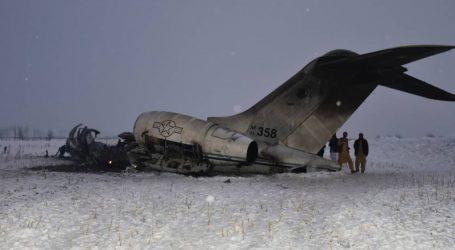 Taliban zablokoval prístup k havarovanému americkému lietadlu