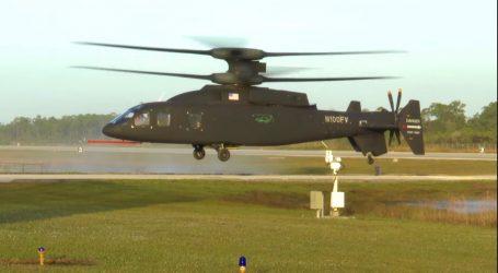 VIDEO: Sikorsky testuje vrtuľník s dvomi rotormi ako má ruský Kamov