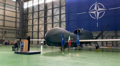 Exkluzívne: Stoltenberg slávnostne spustil prieskumný systém NATO AGS