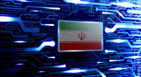 Pred raketami Irán najprv zaútočil hackermi. Na knižnicu