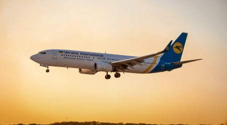 VIDEO: Ukrajinský Boeing horel už vysoko vo vzduchu