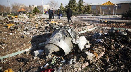 Lietadlo havarované v Iráne mohla zasiahnuť raketa ruskej výroby