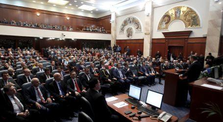 Macedónci jednomyseľne odhlasovali vstup do NATO
