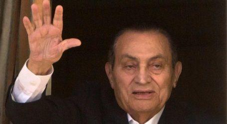 Zomrel generál Husní Mubarak