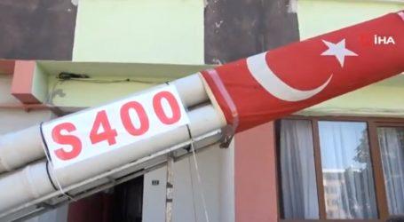 Rusko dodalo bazárovú verziu protivzdušného systému S‑400