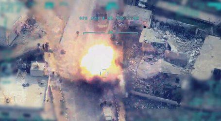 Turecko vyzvalo na zavedenie bezletovej zóny nad provinciou Idlib