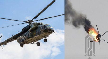 Rusi sa s Turkami o Idlibe nedohodli. Povstalci vzápätí zostrelili ruskú helikoptéru
