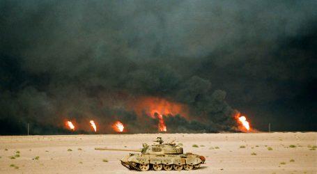 Vojna, ktorá všetko začala, iracká invázia do Kuvajtu