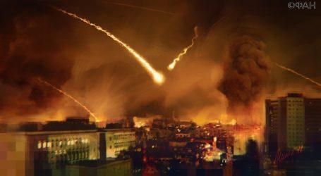 Izrael priznal letecký útok pri sýrskom hlavnom meste