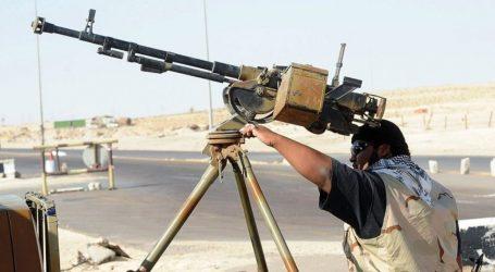 Líbya: Haftarove jednotky blokujú lety členov misie OSN