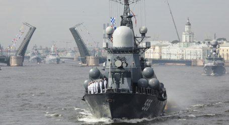 Rusko posiela k Sýrií dve vojenské lode